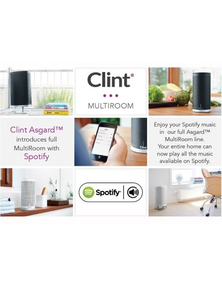 Clint Freya Bluetooth